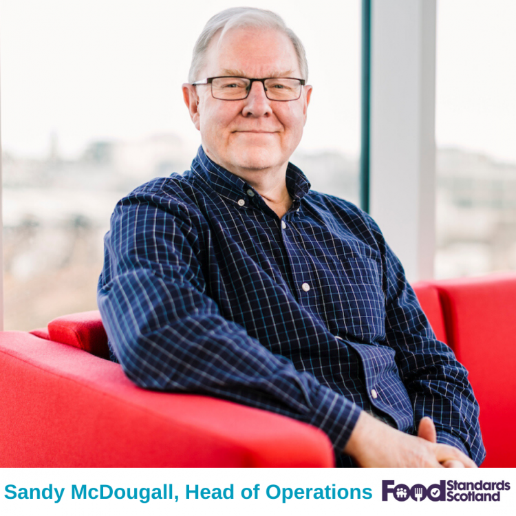 Sandy McDougall, Head of Operations